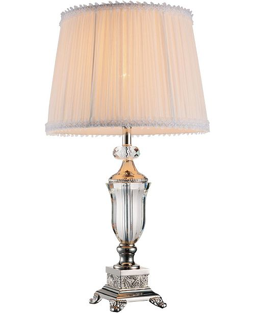 CWI Lighting CLOSEOUT! Yale 1 Light Table Lamp