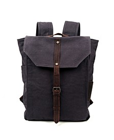 Sunny Trail Canvas Backpack