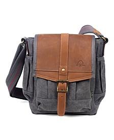 Turtle Ridge Canvas Crossbody Bag