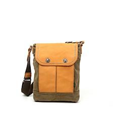 Valley River Canvas Crossbody Bag