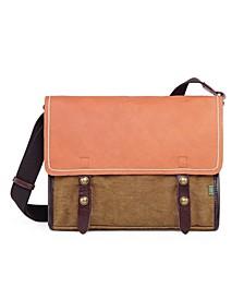 Birch Canvas Messenger Bag