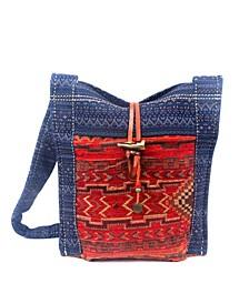Tribal Secret Canvas Shoulder Bag