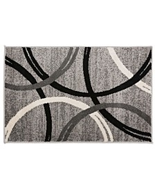 Home Alba Alb377 Gray Area Rug Collection