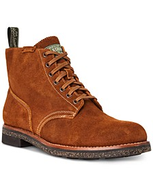 Men's Suede Army Boot