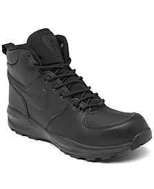 Big Kids Manoa Leather Boots from Finish Line