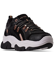 Women's Street Amp'd City Chic Casual Athletic Sneakers from Finish Line
