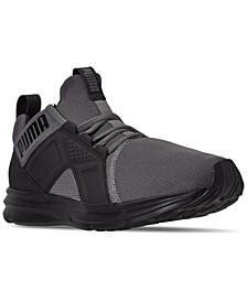 Men's Enzo Premium Mesh Casual Sneakers from Finish Line