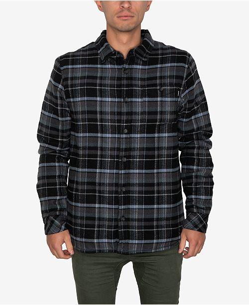 O'Neill Men's Redmond Lined Flannel