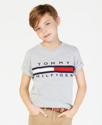 Graphic-Print Cotton T-Shirt, Big Boys