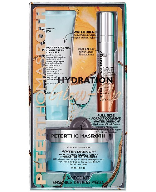 Peter Thomas Roth 3-Pc. Hydration Glow-Up Set