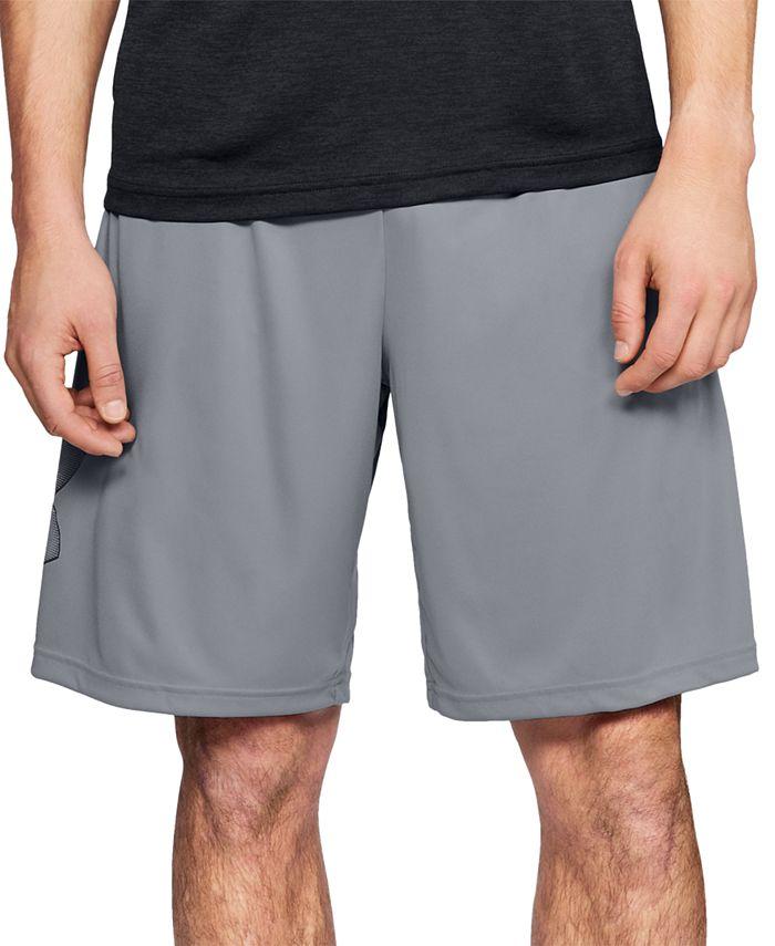 "Under Armour - Men's UA Tech™ Logo 10"" Shorts"