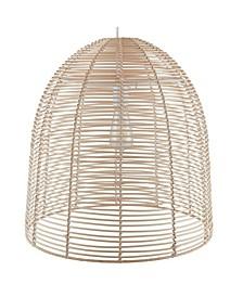 Wren Rattan Pendant Lamp