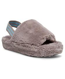 Women's Fuzz Slippers