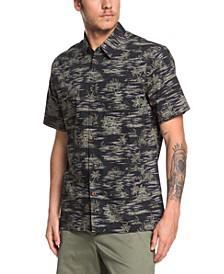Quiksilver Men's Shaka Bay Shirt
