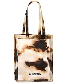 Receive a Complimentary Tote with any large spray purchase from the Brit, My Burberry or Burberry Her fragrance collections