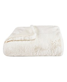 Lapin Faux Fur Throw