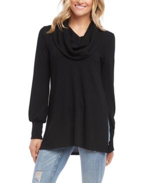 Karen Kane Sweaters COWLNECK TUNIC SWEATER