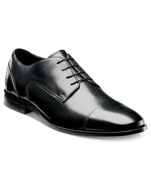 Florsheim Jet Cap Toe Lace-Up Shoes Men's Shoes 3cqw0zFt