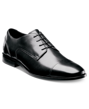 Florsheim Jet Cap Toe Lace-Up Shoes Men's Shoes
