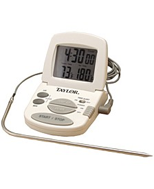 Products Digital Cooking Thermometer And Timer