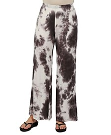 Women Comfortable Brown Palazzo Pants