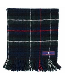 Highland Tartan Tweed Lap/Shoulder Throw