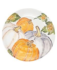 Pumpkins Large Serving Bowl
