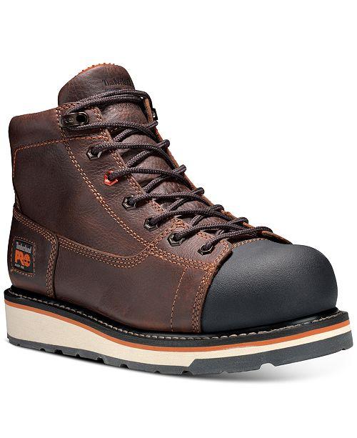 Men's Gridworks PRO 6 Alloy Toe Waterproof Boots