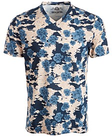 Men's Printed T-Shirt, Created For Macy's