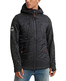 Men's Storm Hybrid Hooded Jacket
