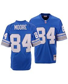 Men's Herman Moore Detroit Lions Replica Throwback Jersey