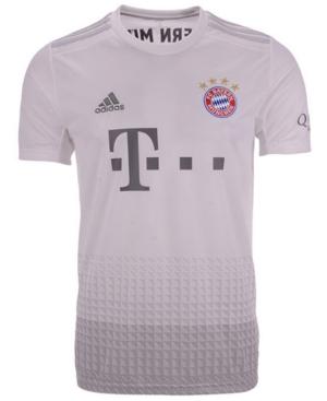 adidas Big Boys Bayern Munich Club Team Away Stadium Jersey