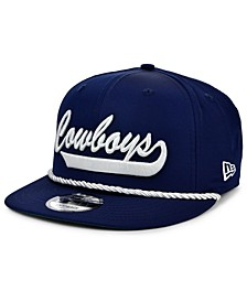Dallas Cowboys On-field Sideline Home 9FIFTY Cap