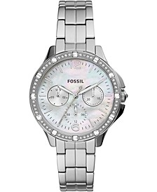 Women's Finley Stainless Steel Bracelet Watch 34mm