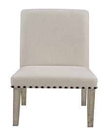 Gabriel Parson Dining Chairs with Nailhead Trim, Set of 2