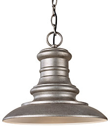 Feiss Outdoor Lighting, Redding Station Pendant