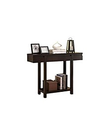 Salina Entry Table with Lower Shelf