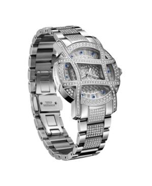 Women's Olympia Platinum Series Diamond (2 1/2 ct. t.w.) Stainless Steel Watch