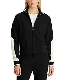 Terry Track Jacket, Created for Macy's