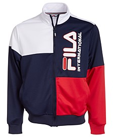 Men's Daniele Logo Track Jacket