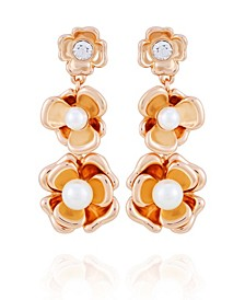 Fall in Love with Florals Drop Earring
