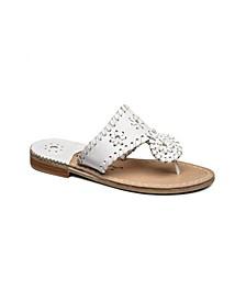 Little Girl Miss Palm Beach II Sandals