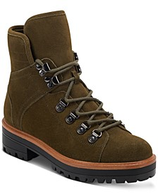 Iston Lace-Up Hiker Booties