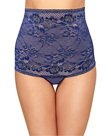 Women's Lace To Love High-Waist Lace Thong 844297