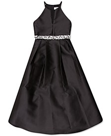 Big Girls Embellished Gown