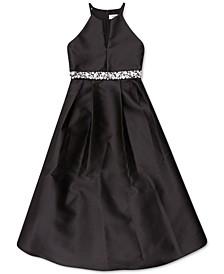 Big Girls Embellished Gown