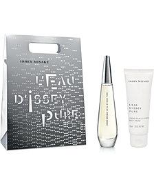 Issey Miyake 2-Pc. L'Eau d'Issey Pure Eau de Parfum Gift Set