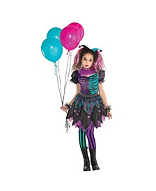 Big Girls Haunted Costume
