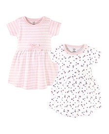 Baby Girl Organic Dress 2 Pack