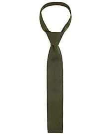 BOSS Men's Knitted Silk Tie
